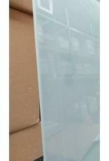 Linea Uno op=op Glasplaat 8mm MAT glas 140 x 200 cm €95