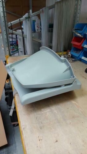 Vissersstoel draaibaar - FB