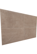 Top Sanitary Factory Taupe 45 x 45 cm, €14,95 per m2