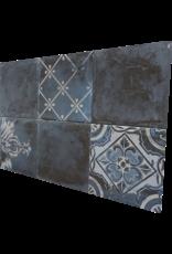 Top Sanitary Cuadrado Antique Dark 23,5 x 23,5 cm, €14,95 per m2