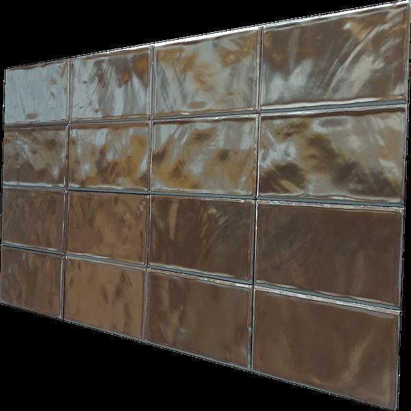 Top Sanitary Ingot Silver 10 x 20 cm, €14,95 per m2