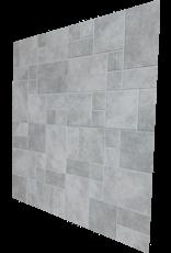 Top Sanitary Bolzano Gris 45 x 45 cm, €14,95 per m2