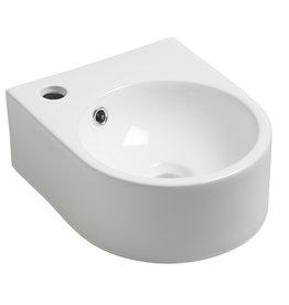 Linea Uno Erato fontein 340x275x120 wit