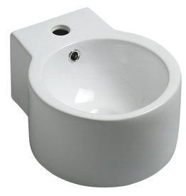 Linea Uno Kronos fontein 320x275x160 wit
