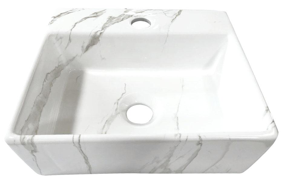 Wiesbaden Leto fontein 335x290x115 Carrara