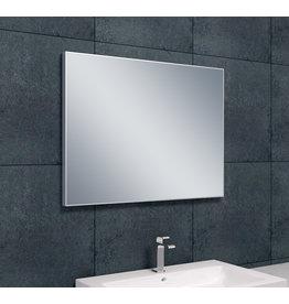 Wiesbaden Spiegel aluminium lijst 80 x 60 x 2,1 cm