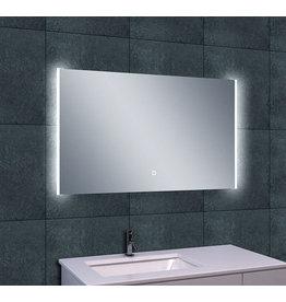 Wiesbaden Duo-Led condensvrije spiegel 100 x 60 cm