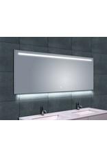Wiesbaden Ambi One dimbare Led condensvrije spiegel 160 x 60 cm
