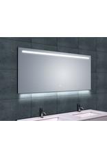 Wiesbaden Ambi One dimbare Led condensvrije spiegel 140 x 60 cm