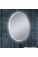 Wiesbaden Soul spiegel + Led rond 80 cm