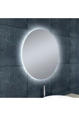 Wiesbaden Soul spiegel + Led rond 60 cm