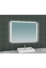 Wiesbaden Soul spiegel + Led rechthoek 1000x800
