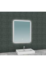 Wiesbaden Soul spiegel + Led rechthoek 600x800