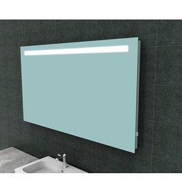 Wiesbaden Tigris spiegel met led verlichting + stopcontact  1400x800