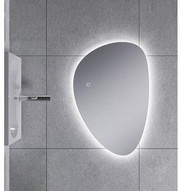 Wiesbaden Uovo condensvrije led- spiegel dimbaar 60 cm