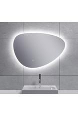 Wiesbaden Uovo condensvrije led- spiegel dimbaar 70 cm