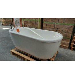 Linea Uno OP=OP Ronde badkuip Inclusief kraan €495 Odegaard 150x75x60cm