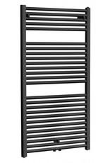 Wiesbaden Elara sierradiator 118,5 x 60,0 cm mat zwart