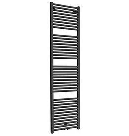 Wiesbaden Elara sierradiator 181,7 x 45,0 cm mat zwart