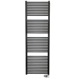 Wiesbaden Elara elektrische radiator 181,7 x 60 cm mat-zwart