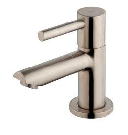 """Wiesbaden Amador toiletkraan 1/2"""" geborsteld staal"""