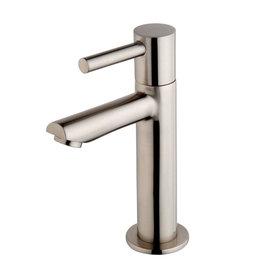 Wiesbaden Amador XL toiletkraan hoog 1/2''geborsteld staal