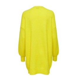 Jacqueline De Yong Cardigan favorite geel