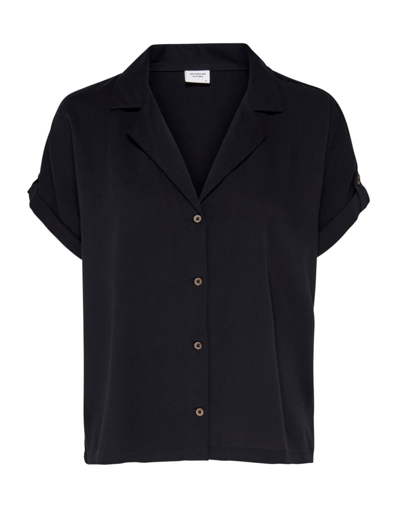 Jacqueline De Yong Shirt blouse Skylar zwart