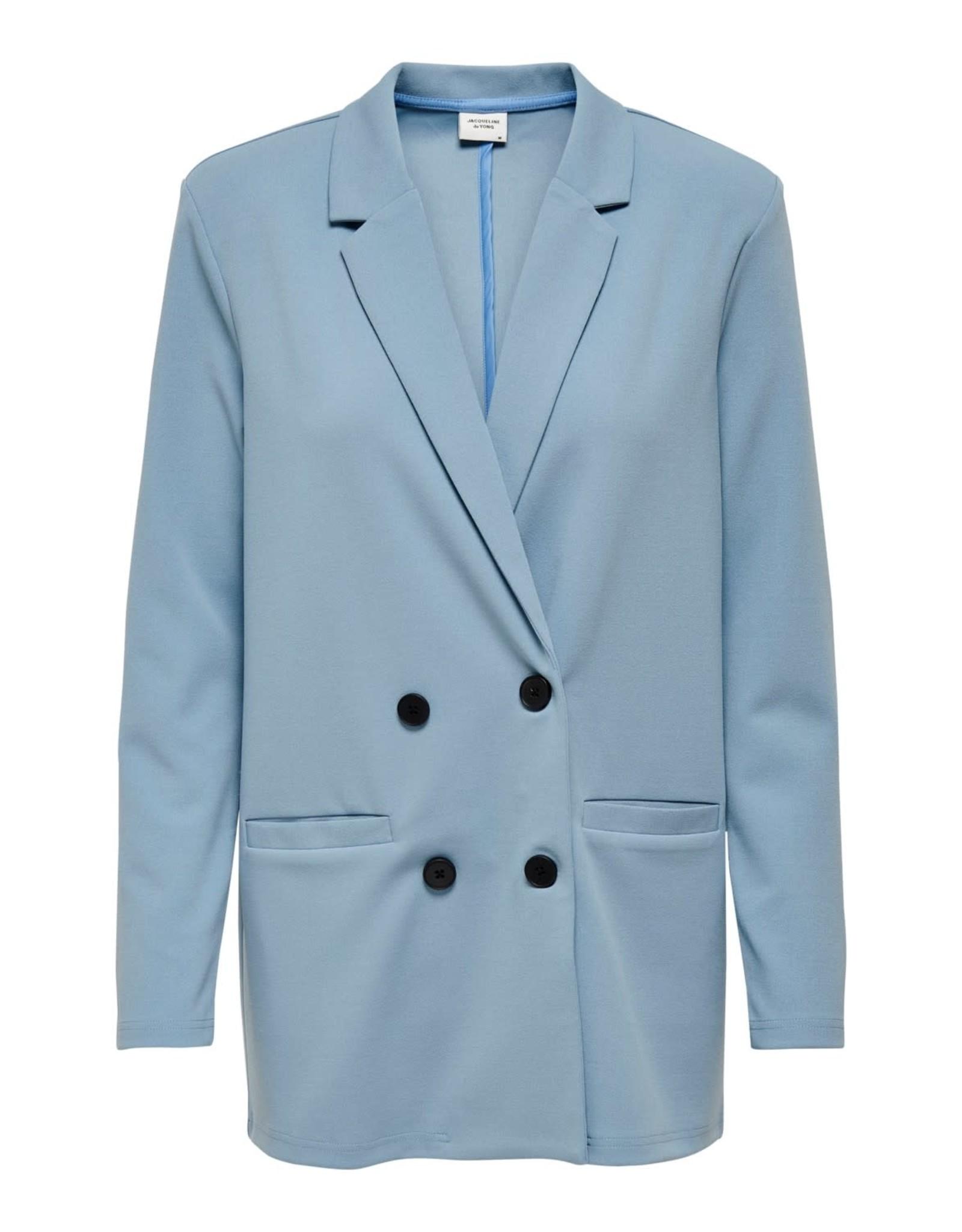 Jacqueline De Yong Jas blazer Marianna blauw
