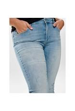 Carmakoma Broek Willy jeans blauw