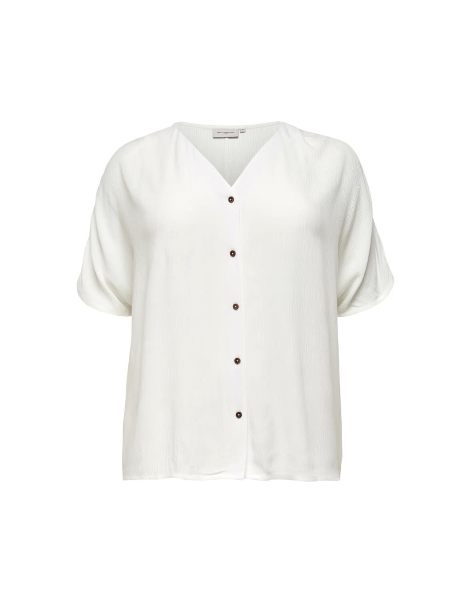 Carmakoma Shirt blouse Patro wit