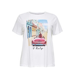 Carmakoma T-shirt California life wit
