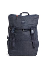 Jack & jones junior Rugzak backpack denim donker blauw