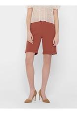 Jacqueline De Yong Lange short Catia treats fold up rood