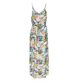 Jacqueline De Yong Maxi jurk Starr life strap multi color