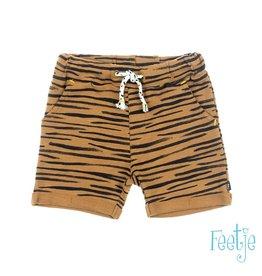 Feetje Short AOP - Born To Be Wild camel / bruin