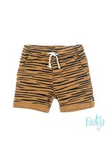 Feetje Short AOP - Born To Be Wild camel / bruin