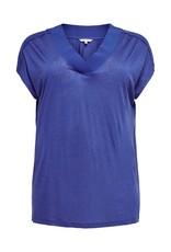 Carmakoma Shirt Ophelia blauw