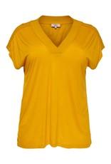 Carmakoma Shirt Ophelia geel