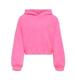 Kids Only Sweater Nea life hoodie roze