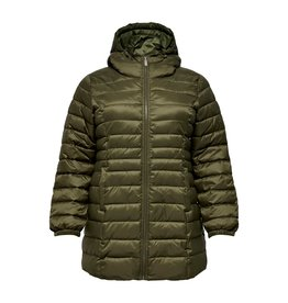 Carmakoma Jas Tahoe quilted groen