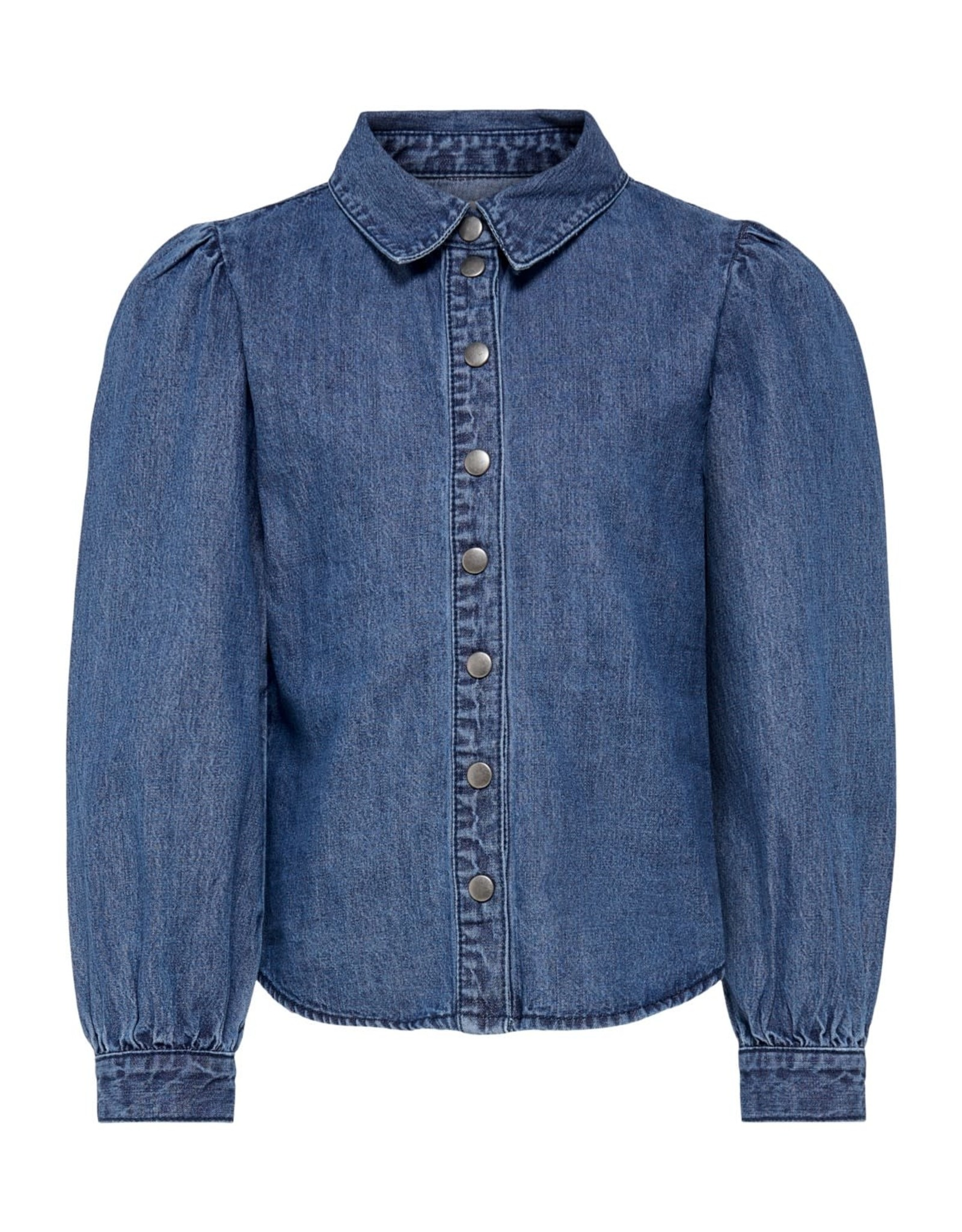 Kids Only Hemd blouse Rocco blauw