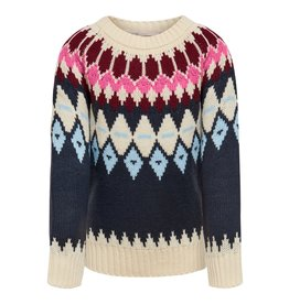 Kids Only Pullover Arielle knt blauw