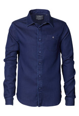 Petrol Hemd jeans blauw