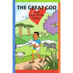 Engels kindermagazine: De grote God en jouw kleine hart!