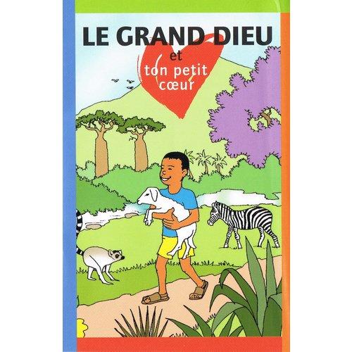 Frans kindermagazine: De grote God en jouw kleine hart!