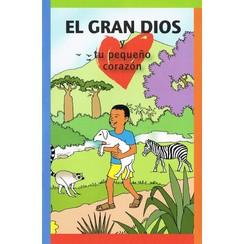 Spaans kindermagazine: De grote God en jouw kleine hart!