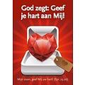 Traktaat: Geef je hart aan Mij!