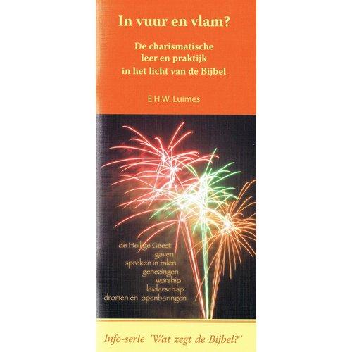 Info serie 'Wat zegt de Bijbel': In vuur en vlam?