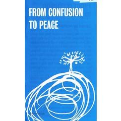 Engels Traktaat: Van verwarring naar vrede